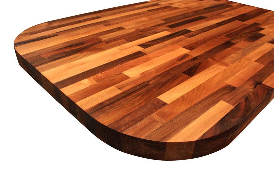arbeitsplatte nussbaum galerie worktop. Black Bedroom Furniture Sets. Home Design Ideas