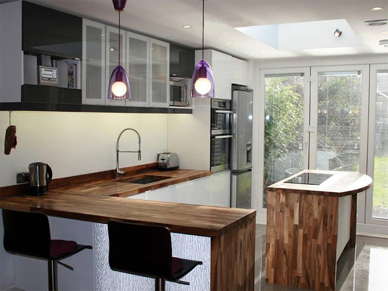awesome arbeitsplatte k che nussbaum contemporary house