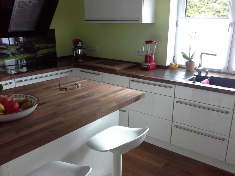 arbeitsplatte amerikanischer nussbaum galerie worktop. Black Bedroom Furniture Sets. Home Design Ideas