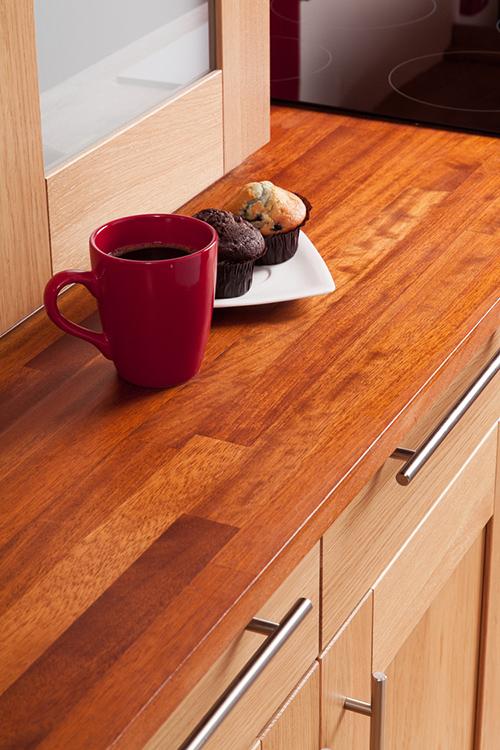 arbeitsplatte iroko arbeitsplatte iroko massiv k chenarbeitsplatte iroko 3000mm x 620mm x. Black Bedroom Furniture Sets. Home Design Ideas