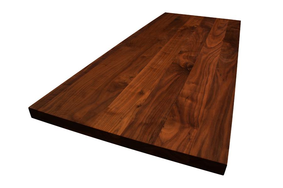 nussbaum k chenarbeitsplatte tische f r die k che. Black Bedroom Furniture Sets. Home Design Ideas