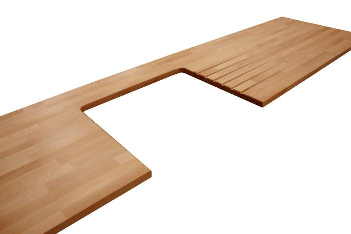 arbeitsplatte premium buche galerie worktop. Black Bedroom Furniture Sets. Home Design Ideas