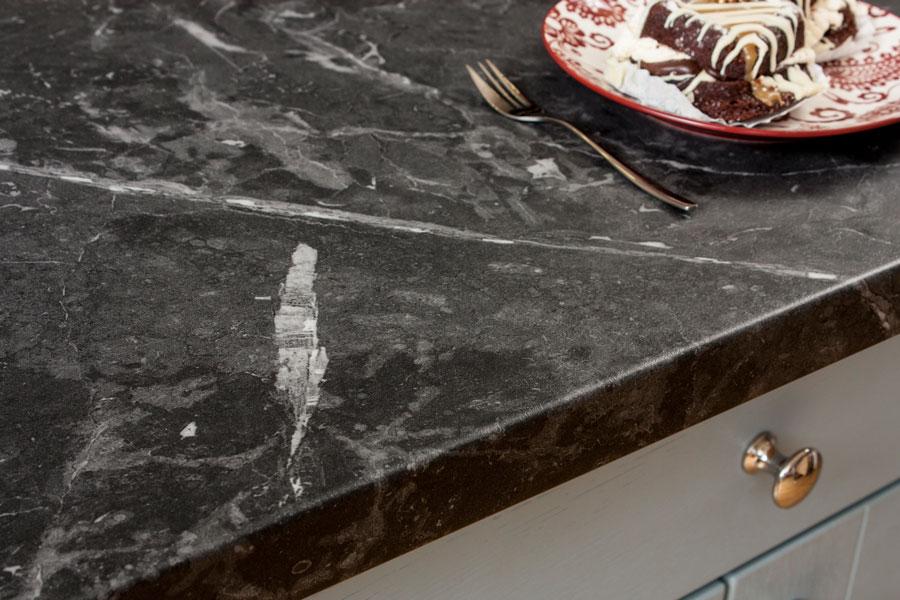 Schwarzer Marmor Arbeitsplatte Galerie Worktop Express De