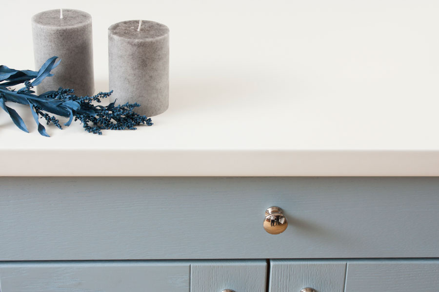 wei e arbeitsplatte k che dt34 kyushucon. Black Bedroom Furniture Sets. Home Design Ideas