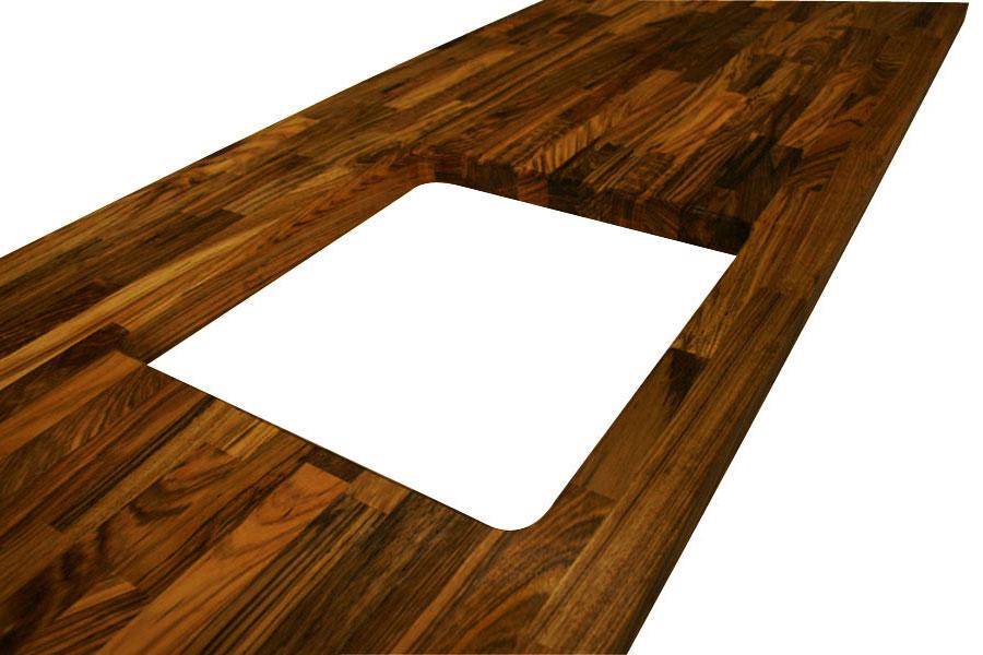 arbeitsplatten galerie ausschnitte f r einbausp len. Black Bedroom Furniture Sets. Home Design Ideas