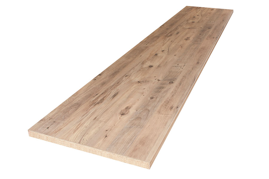 Rustikales Holz Arbeitsplatte Galerie Worktop Express De