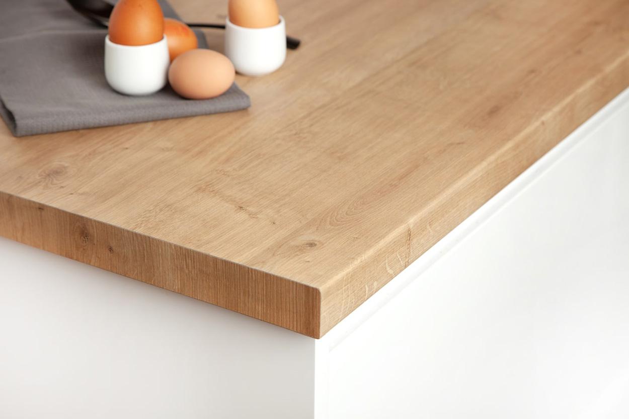 Küchenarbeitsplatte Eiche & Eiche Küchenarbeitsplatten ...