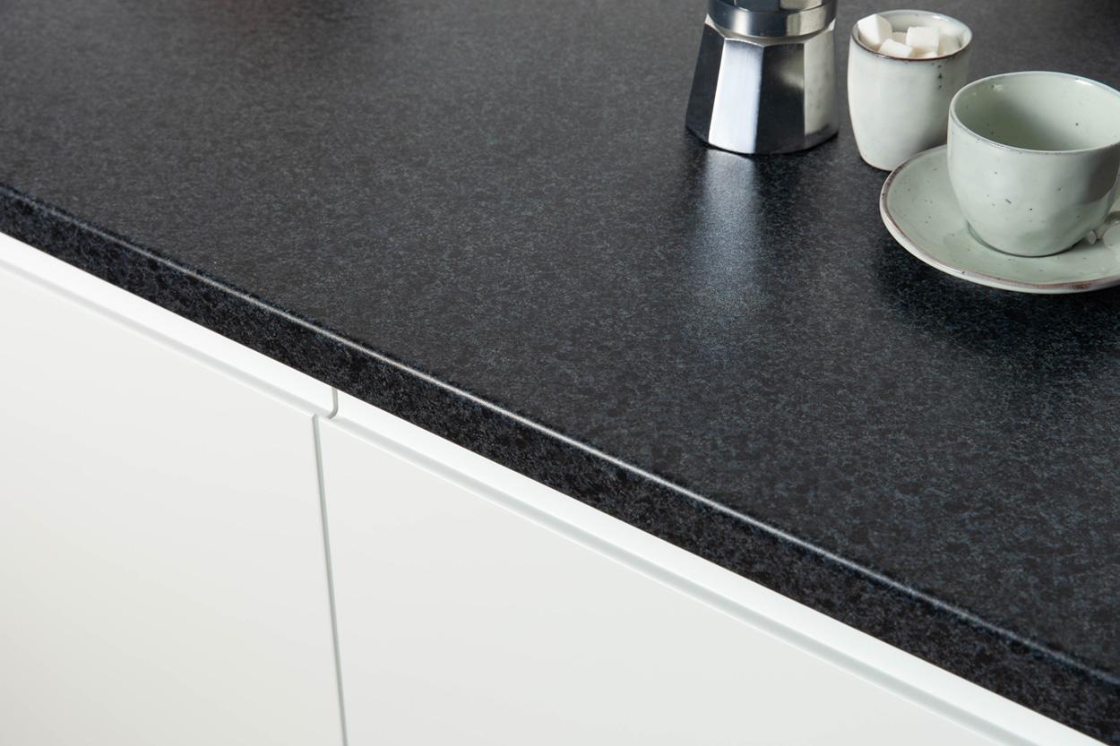 Schwarzer Granit Arbeitsplatte 3050mm X 900mm X 39mm Schwarzer Granit Kuchenarbeitsplatten Worktop Express De