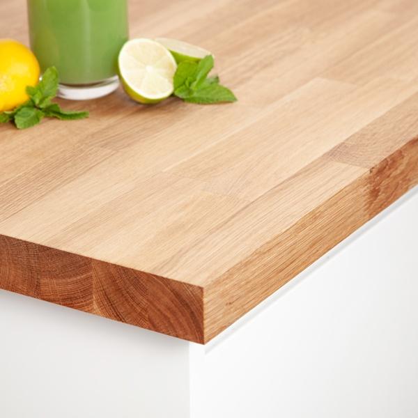 Massivholzplatte, Tischplatte Massivholz & Holzplatte Massiv ...