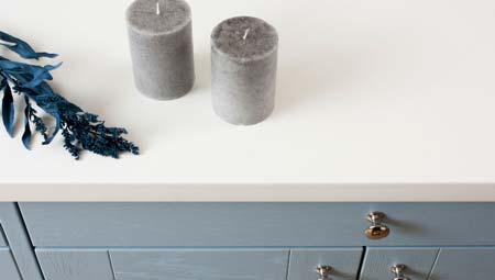Küchenarbeitsplatte weiß  Weiße Küchenarbeitsplatte & Weiße Küchenarbeitsplatte - Worktop ...