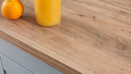 Küchenarbeitsplatte massivholz  Rustikales Holz Arbeitsplatte & Rustikales Holz ...