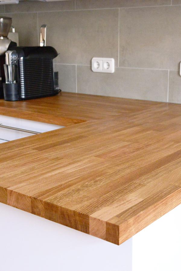 Massivholzplatte, Tischplatte Massivholz & Holzplatte Massiv ... | {Arbeitsplatte eiche hell 23}