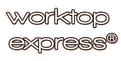 Worktop Express de logo